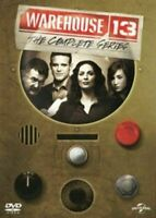 Warehouse: 13 The Complete Series (2014) DVD