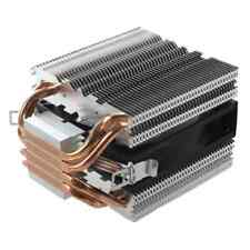 4 Heatpipe CPU Cooler Heat S for Intel LGA 1150 1151 1155 775 1156 AMD New E3G4