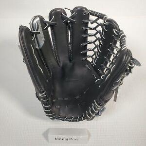 New! Nike BSBL Hyperfuse Elite Pro MVP 12.50 LHT Black Baseball Glove PBF309 010