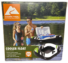 "Ozark Trail Cooler Float Holds 24-48 Qt Coolers 39""x33""x9.8"" Fast Shipping"