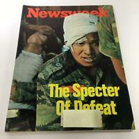Newsweek Magazine: May 15 1972 - The Specter of Defeat