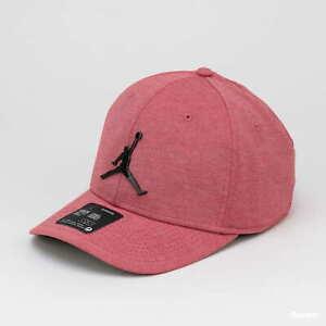 Nike Air Jordan Classic 99 Metal Jumpman Cap Melange Dark Pink/Black CT0014 687