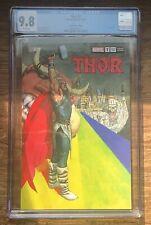 Thor #7 Comic Tom Exclusive Das Pastoras Variant *CGC 9.8*
