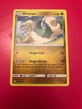 159/236 Drampa / Pokemon Card Game / TCG / SM-12 / Cosmic Eclipse