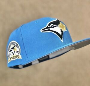 Hat Club Exclusive New Era 59FIFTY Aux Pack Toronto Blue Jays 7 3/8