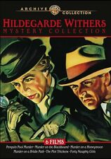 The Hildegarde Withers Mysteries Movies Complete Film Collection DVD Set Edna TV