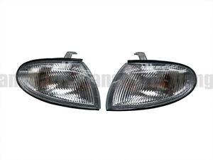 Pair corner Lamps INDICATOR Light LH & RH for Hyundai Accent 1998-1999