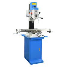 PM-30-MV VERTICAL BENCH TOP MILLING MACHINE with STAND; FREE SHIPPING