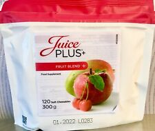 JuicePlus Chewable Fruit Gummies For Kids - 120 - 2Month Supply - Free P&P