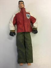 """Hasbro 12"""" Action Man Figure with Jacket And Trousers  """" 1996"""""""