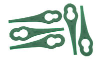 40 x Pack Plastic Blade Blades Fit Bosch ART23 Li Accutrim Easytrim Accu Trimmer