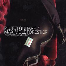 MAXIME LE FORESTIER - PLUTOT GUITARE NEW CD