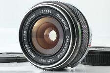 *EXC. 5+* Olympus OM-System H.Zuiko Auto-W 24mm f/2.8 Wide-Angle MF Lens JAPAN