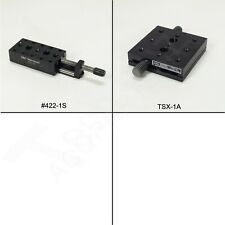 Newport Linear Stages 422 1s Tsx 1a