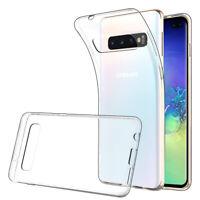 """Samsung Galaxy S10+/ S10 Plus 6.4"""" Coque Gel Ultraslim Silicone Ultra Fine Etui"""