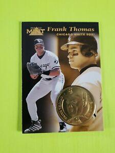 1997 Pinnacle Mint Coins Brass #2 Frank Thomas