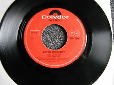 Eric Clapton-After Midnight 7s-1970 Germany-45 U/min-Pop-Rock