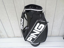 Ping Staff Display Bag Black White Custom Built Fit Engineered For you