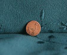 Peru 1/4 Real 1855 Silver World Coin South America Lima Rare Llama animal