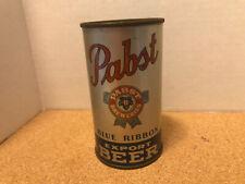 Pabst Blue Ribbon Export Beer Flat Top #111-15, Nice!