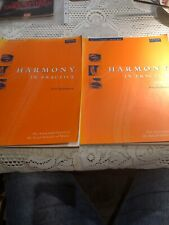 Harmony In Practice & Stylistic Harmony, Plus Answer Books, ANNA BUTTERWORTH