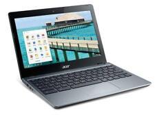 Acer ChromeBook 710 11.6 Intel Celeron-847 1.1GHz 2GB 16GB Chrome OS