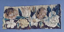 A Great 18th Century Tapestry Fragment