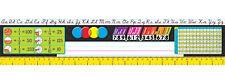 36 AULA SCUOLA scrivania di riferimento Nome Piastre/decorazioni per scrivania t-69406
