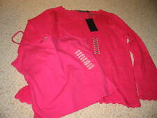 NWT Relativity Sweater & Tank Top - Size Large