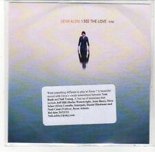 (DL193) Geva Alon, I See The Love - 2012 DJ CD