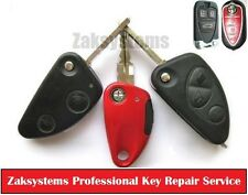Alfa Remote Fob Key Repair for 156 147 GT 159 Brera MiTo