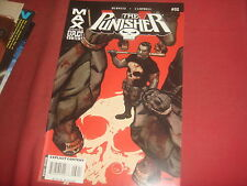 THE PUNISHER #62 Garth Ennis Marvel MAX Comics 2008 NM