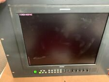 Multi-Format Broadcast Studio Osee 150 Monitor Sdi LM-150S-D