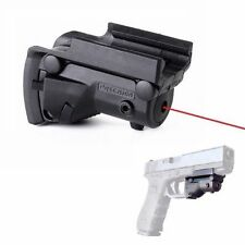 Tactical Compact Red Laser Sight for G17/Glock P226 Pistol Gun Picatinny Rail #1