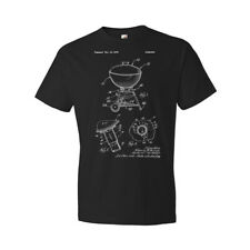 Charcoal Kettle Grill Shirt Bbq Gift Restaurant Tee Cooking Apparel Kitchen Tee