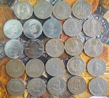 49 ALL DIFFERENT MINT SET - 2 Rupees Commemorative Coins - india