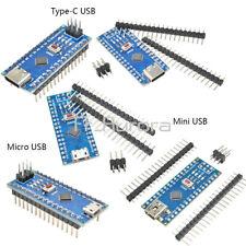 Nano V3.0 Mini/Micro USB Type-C ATmega328 5V 16M Micro-Controller CH340G Arduino