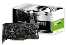 Manli GeForce GTX 1060 Twin FAN  | 6GB GDDR5 | GAMING - MINING Grafikkarte | NEU
