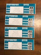 UNUSED JANET JACKSON June 18 1994 Great Woods Perf Arts Ctr Ticket JANET ...TOUR