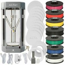 Silhouette Alta Plus 3D Printer & 7 Filaments Bundle