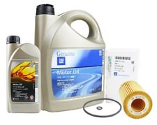 ORIGINAL GM OPEL Motoröl 5W30 5W-30 dexos2 LongLife 6 Liter + Ölfilter 9117321