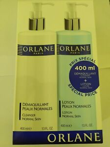 Orlane Casket Demaquillan + Lotion Peau Normales 400ML +400ML Offetrta And Limit