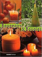 Bougeoirs & bougies by Lycett, Simon-ExLibrary