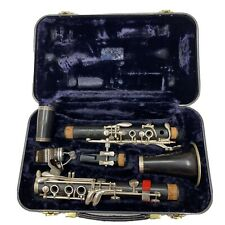 Vintage 1980 Selmer-Paris Series 10S Wood Bb Clarinet W/ Ton kooiman Thumb Rest.