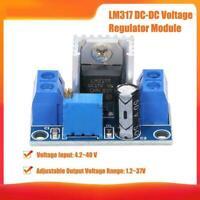 Adjustable LM317 DC-DC Boost Buck step up down Converter Module Voltage L6C0