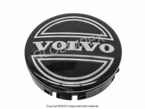 VOLVO S40 S80 V40 (1999-2006) Center Hub Cap for Alloy Wheel (1) GENUINE