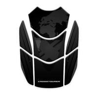 TANK PAD PARASERBATOIO HONDA CROSSTOURER VFR1200X PRE-011 (Black)