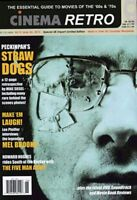 Cinema Retro #26 Straw Dogs, David McCallum, Cabaret, Mel Brooks, Hammer Dracula
