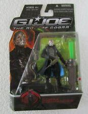 GI Joe COBRA COMMANDER The Rise of Cobra ~ 2008 ~ 3.75 Inch Figure ~ NIP