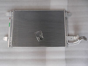 Kondensator mit Trockner u.O-Ringe für Audi/Seat/Skoda/VW GOLF V NEU! 1K0820411T
